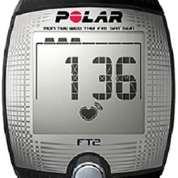 Polar-FT2-Cardiofréquencemètre-Noir