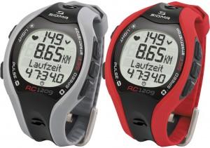 Sigma RC 1209 montre running