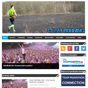 clem-running