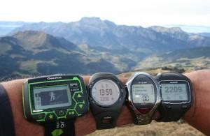 comparatif montre cardio altimètre
