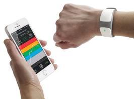 montre cardio et iphone