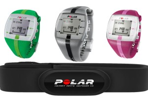 Review of the Polar ft4 heart rate monitor for fitness cross-tra