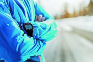 polar montre cardio gps