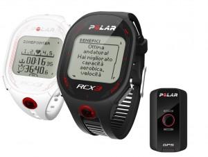 polar rcx3 montre cardio gps