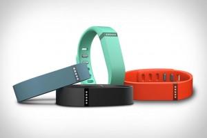 Fitbit Flex coloris