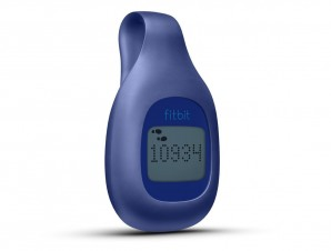 Fitbit Zip couleur bleu