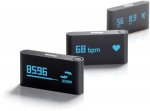 Withings Pulse coloris noir