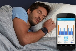 Withings Pulse fonction sommeil