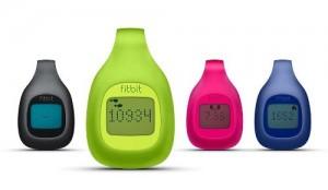 podomètre coach électronique Fitbit Zip