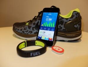 podomètres Nike