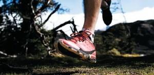 chaussures de running North Face