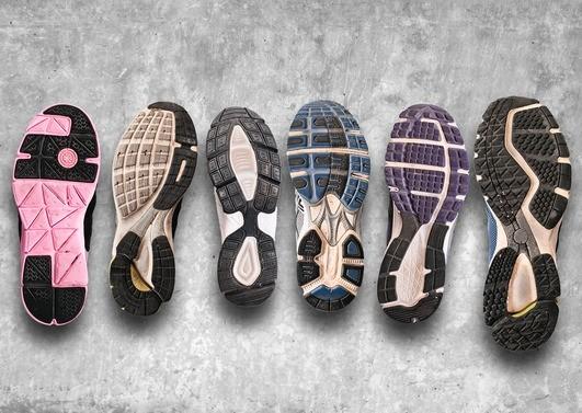 chaussures de running débutant