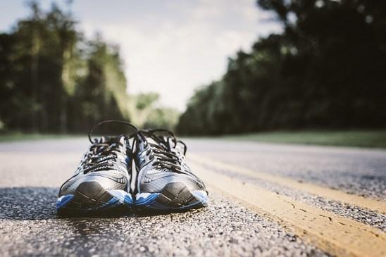 chaussures de running imperméables