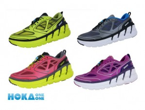 chaussures running Hoka One One