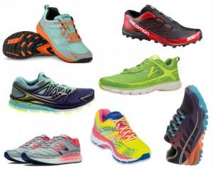 comparatif chaussures de running
