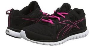 f9634373e75e C est également des chaussures Reebok pour femme spécialement dédiées au  running. Son talon plat protège efficacement les chevilles et les tendons  lors de ...